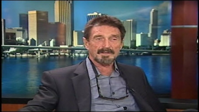 John McAfee Plots Tech Return, Pledges to Make Internet Unhackable