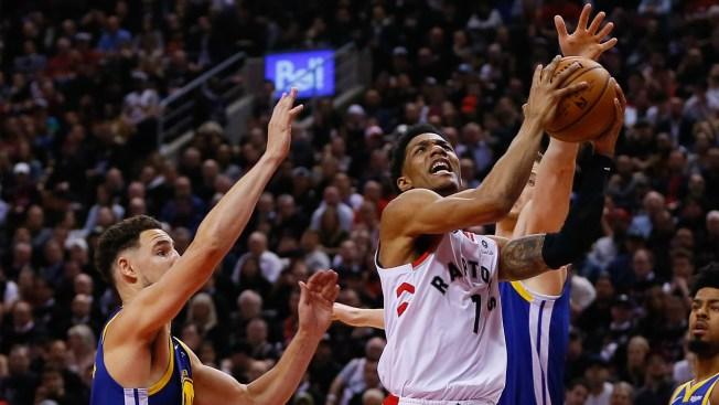 NBA Rumors: Ex-Warriors Guard Patrick McCaw Re-signs With Raptors