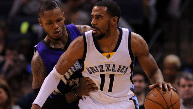Grizzlies sign Ben McLemore