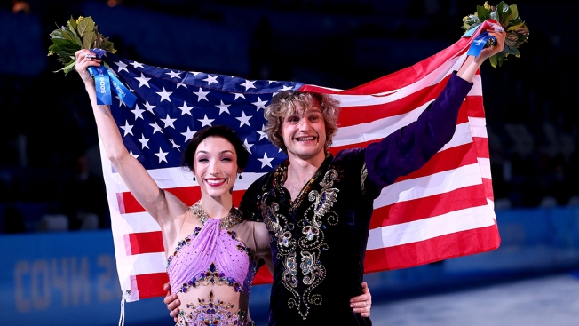 Sochi Day 10: Americans Make History in Ice Dancing, Bobsled