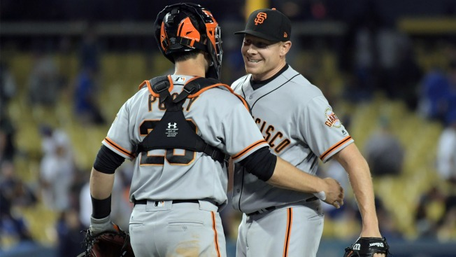 Giants Activate Melancon Vs Former Team, Rookie Infielder Placed on DL
