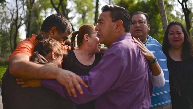 Powerful Quake Hits Mexico