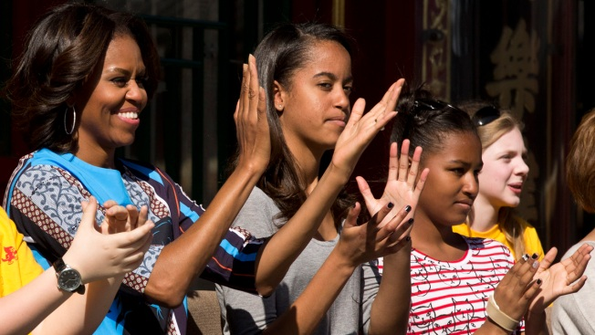Report: Malia Obama Tours Berkeley, Stanford