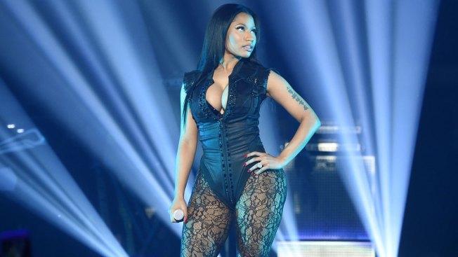 Nicki Minaj Cozy Pic With Registered Sex Offender Raises Eyebrows