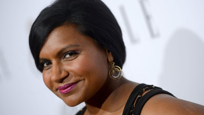 Mindy Kaling Jokes About Trump, Toilet Plungers at Dartmouth