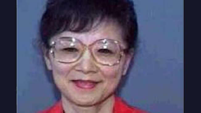 Elderly Woman With Alzheimer's Located on Peninsula