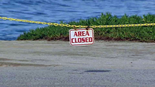Sewage spill shuts beaches along California's Central Coast