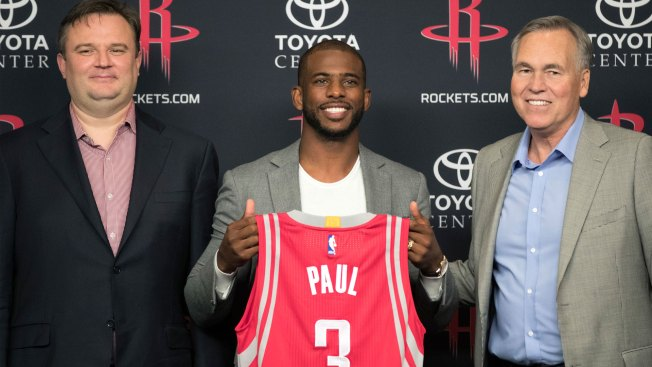 Are the Rockets Any Closer to Catching the Warriors? Chris Paul Ponders