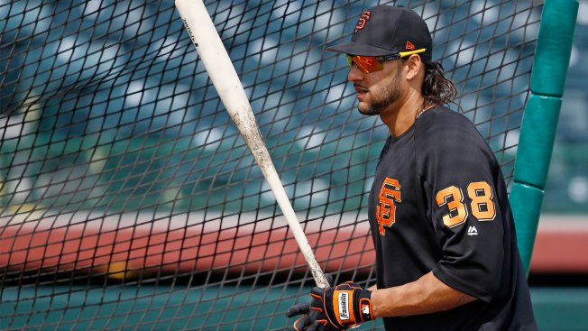 Morse Hurts Hamstring, Joins Growing Group of Injured Giants