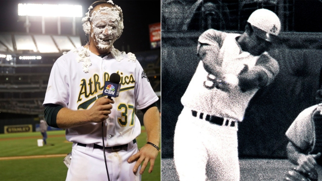 official photos f7d22 1d768 POLL: A's Memorable Moments -- Brandon Moss' 19th-inning HR ...