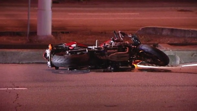 Motorcycle Chase Ends in Accident Near SF State