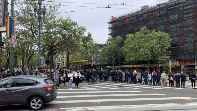 Friday Muni Disruption Caused by Failure of Overhead Wire