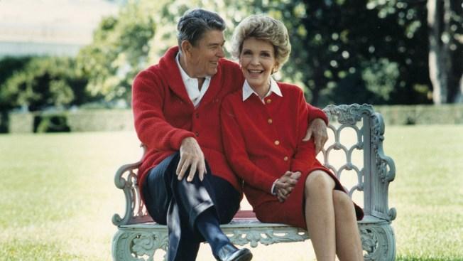 [NATL] Nancy Reagan Through the Years