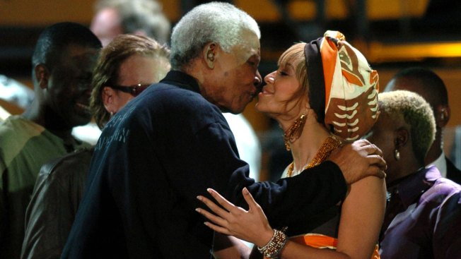Beyonce to Perform at South African Concert Honoring Mandela