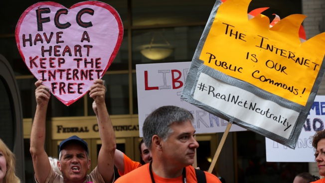 Open internet advocates join forces to protect net neutrality from internet providers