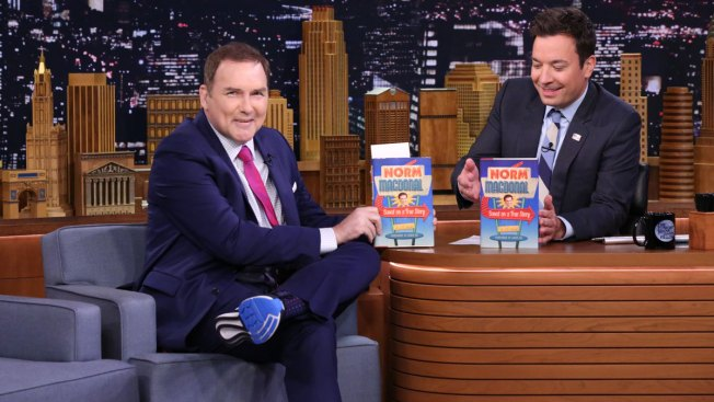 'Tonight Show' Cancels Norm Macdonald After #MeToo Comments