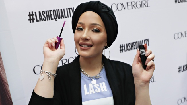Muslim Blogger Nura Afia Is New CoverGirl Beauty Ambassador