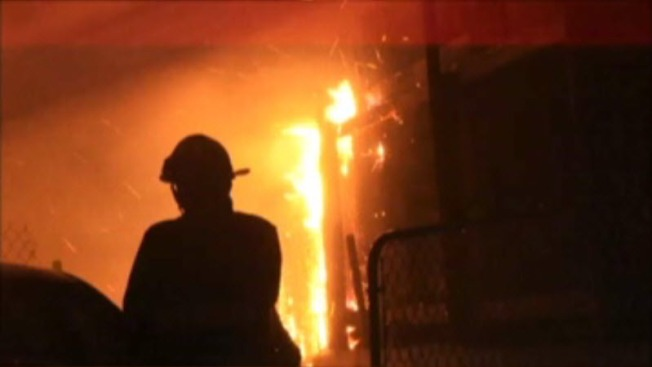 One Injured, 14 Displaced in 2-Alarm Triplex Fire in Oakland