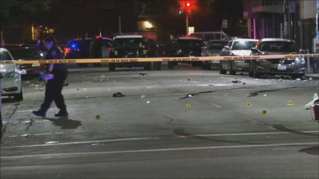 Two Men Dead After Downtown Oakland Shooting