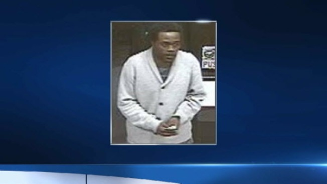Oakland Police Looking for Armed Robbery Suspect Wearing 'Grill'