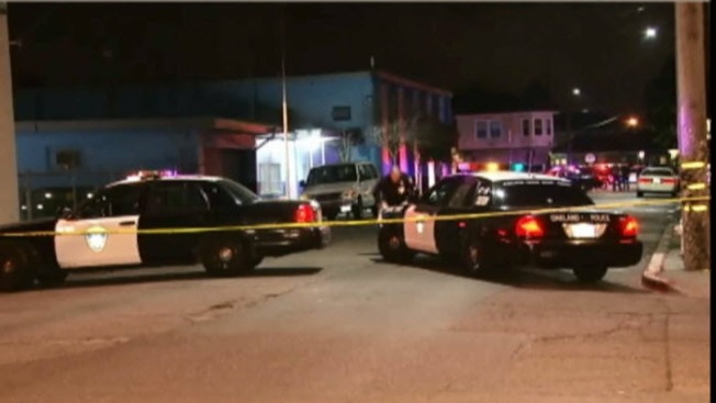 Police Investigating Double Homicide Shooting Outside Boys and Girls Club in Oakland