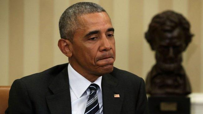 Obama Denounces Senate Failure to Act on Gun Measures