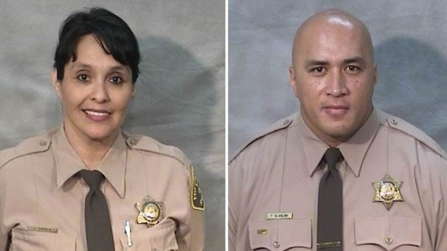 Two Sheriff's Employees Shot at Fresno Jail