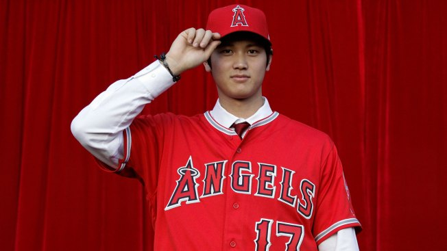 New Angels Star Shohei Ohtani Has Damaged UCL