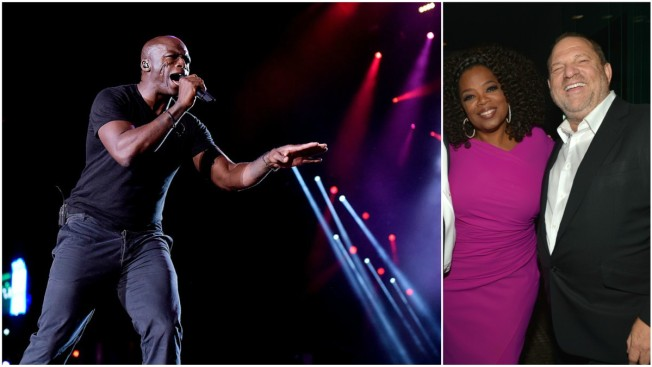 Seal Slams Possibility of Winfrey Presidential Bid: Posts Meme Saying She's 'Part of the Problem'