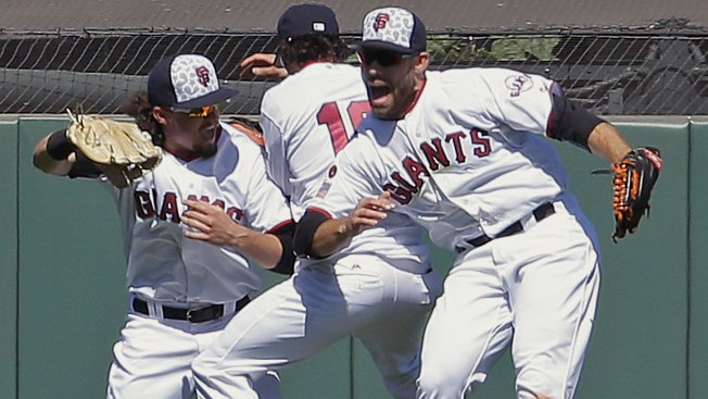 Mike Krukow: Giants Can't Count on Mac Williamson Or Jarrett Parker