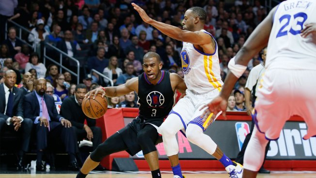 Chris Paul Tried to Get Andre Iguodala to Join Rockets