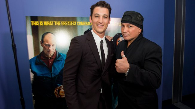 Police Seeking Ex-Boxer Vinny Paz After Report of Attack