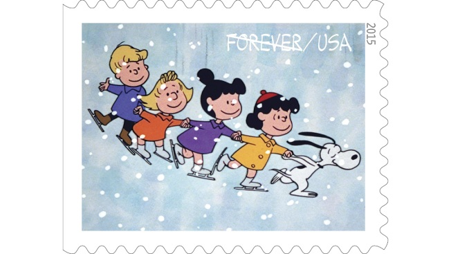 Charlie Brown 'Forever' Stamp to Be Dedicated in Santa Rosa Ceremony
