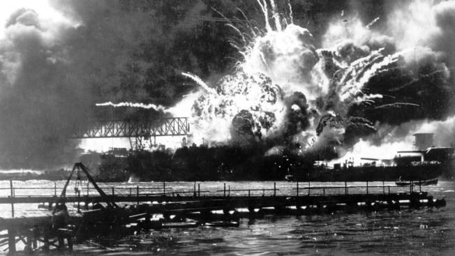 97-Year-Old Navy Veteran Recalls 1941 Attack on Pearl Harbor