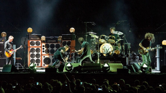 14-Month Sentence for Man Who Stole From Pearl Jam