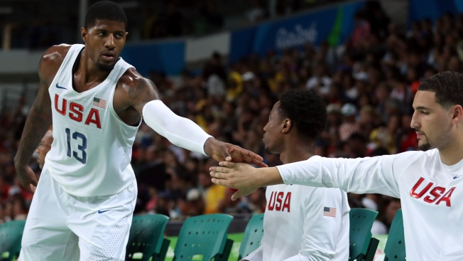 Kevin Durant Told Paul George OKC