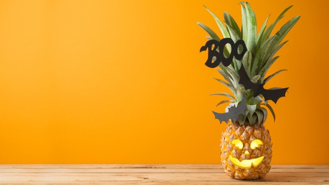 Forget Pumpkins! This New Halloween Trend Will Take You on a Tropical Escape