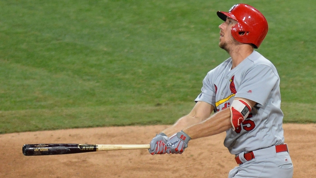 Piscotty traded to A's, closer to mom with ALS