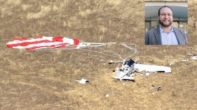 USF Professor Killed, 3 Injured In Small Plane Crash In Sonoma