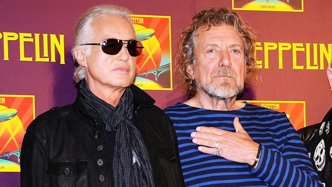 Court Agrees to Listen to Led Zeppelin in 'Stairway' Appeal