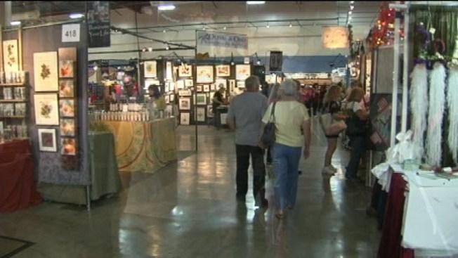 Pleasanton Harvest Festival Draws Big Crowd Despite Rain