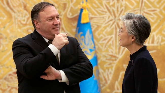 Pompeo: 'Significant Progress' Made on N. Korea Denuclearization Trip