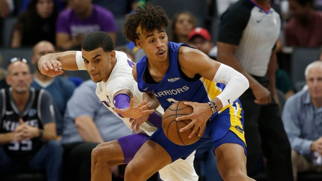 Warriors' Jordan Poole, Eric Paschall Showing Flashes in Summer League