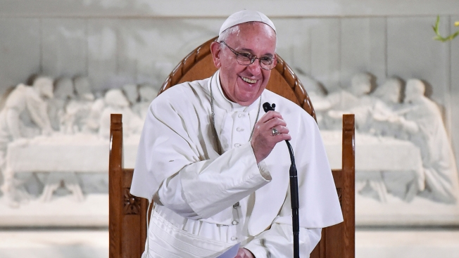 Pope Francis to Release Rock Album in November