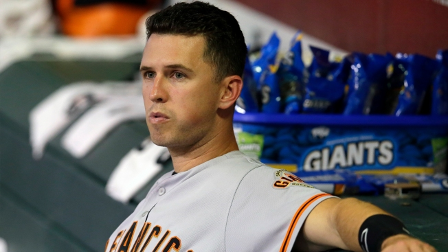 Giants Expect Buster Posey to Have Season-Ending Hip Surgery: Source