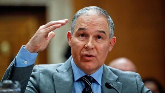Internal Documents Pull Back Curtain on Pruitt's EPA