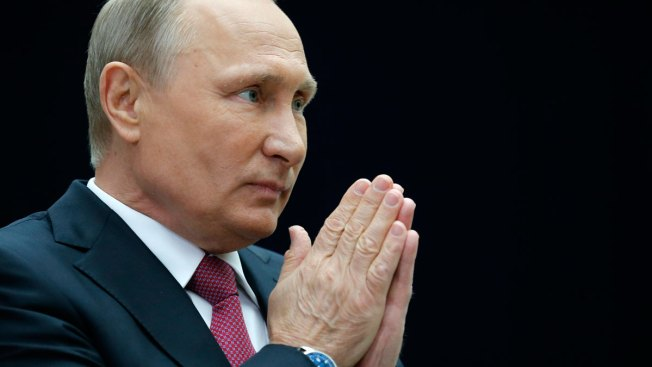 Putin deplores USA sanctions on Russian Federation