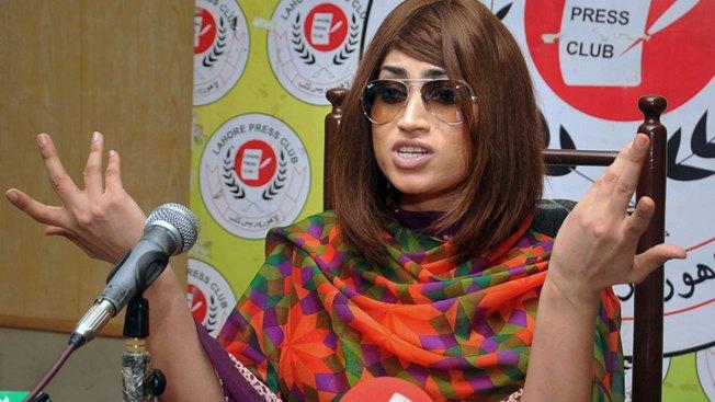 Pakistan Arrests Cleric Over Involvement in Murder of Model