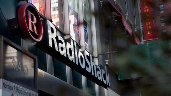 Struggling RadioShack to Shutter Up to 1,100 U.S. Stores