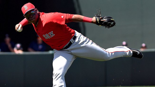 Red Sox call up top prospect Rafael Devers from Triple-A